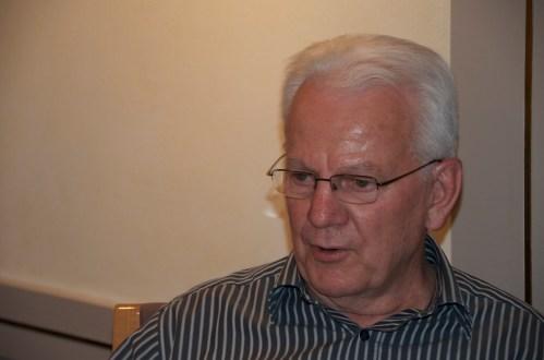 Arnold Hohl
