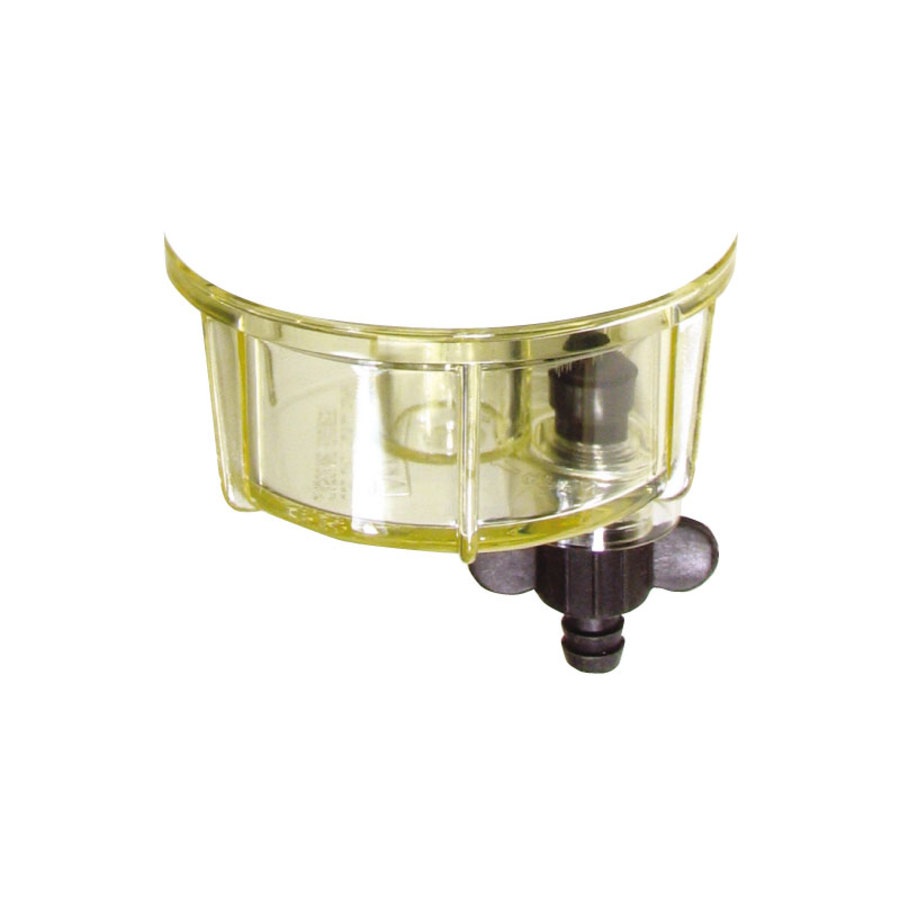 medium resolution of bowl clear t s water sep fuel filter