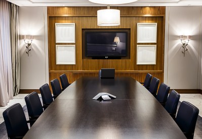 Video Conferencing System Integration. Executive Meeting Room. Washington D.C.