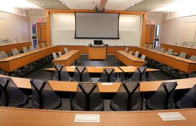Audio Visual Upgrade. Classroom. Alexandria, VA