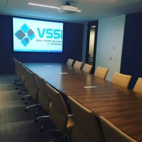 AV Upgrade. Boardroom. Roanoke, VA