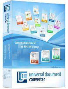 Universal Document Converter 6.9 Crack With Keygen [ Latest 2021] Free Download