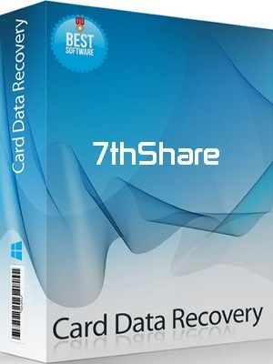 7thShare Card Data Recovery 6.6.6.8 Crack With Keygen [Latest 2021] Free Download