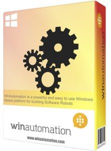 WinAutomation Professional Plus 9.2.3.5810 With Crack [ Latest 2021] Free Download