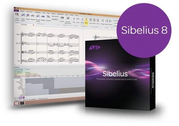 Sibelius Mac Crack 8.7.2 + VST Cracked Plugins [Latest 2021 ] Free Download