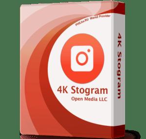 4K Stogram 3.4.1.3580 Crack With License Key [Latest 2021] Free Download