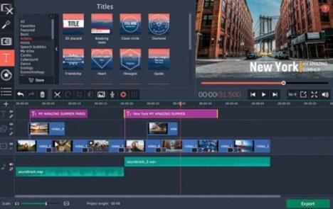 Movavi Video Editor 21.4.0 Crack With Activation Key [2021]