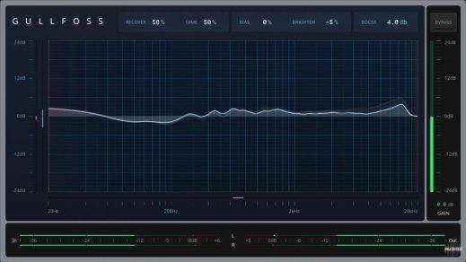 Gullfoss VST 1.4.1 Crack Mac