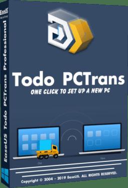 EaseUS Todo PCTrans Pro 12.2 Crack Free Download [Latest Version]