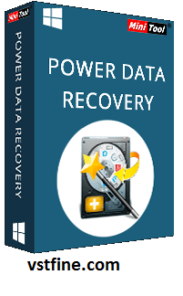 MiniTool Power Data Recovery 10.0 Crack + Serial Key Free Download