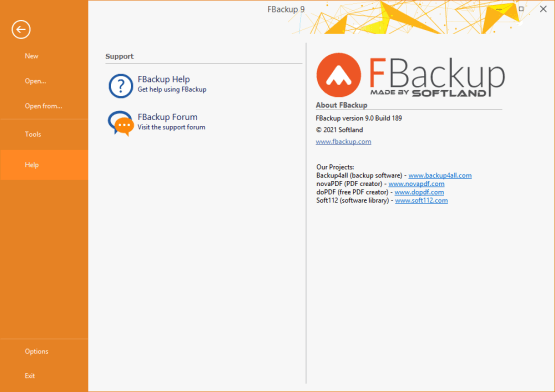 FBackup 9.0.333 Crack With License Key Free Download [Latest Version]