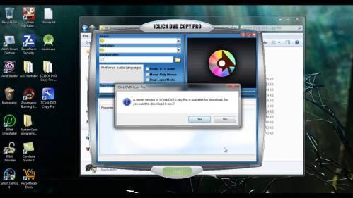1CLICK DVD Copy Pro 5.2.2.0 Crack