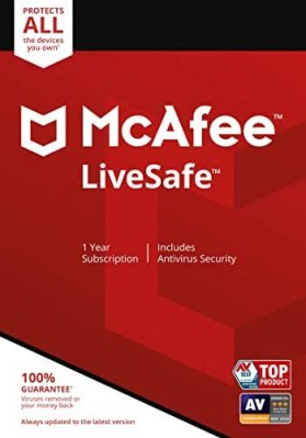 McAfee LiveSafe 2021 Crack