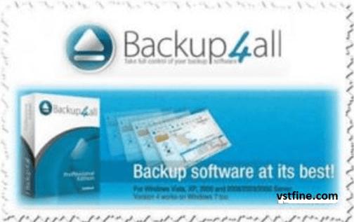 Backup4all Pro Crack