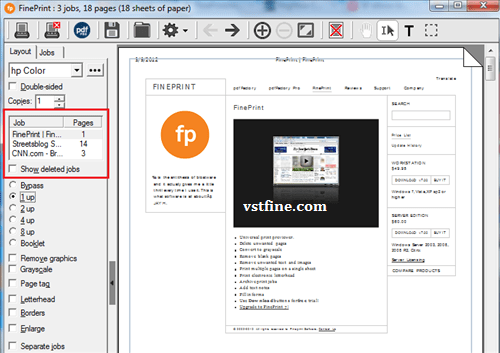 FinePrint 10.46 Crack +License Code With Keygen Torrent [100% Working]