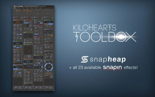 kiloHearts Toolbox Ultimate 1.8.15 With Crack Free Download
