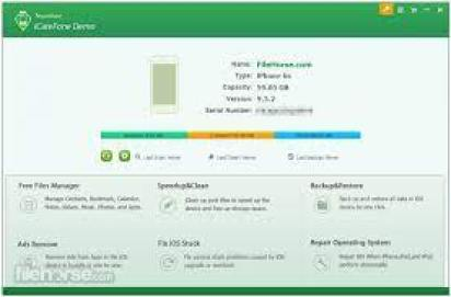 Tenorshare iCareFone 7.6.0.18 Crack With Serial Key Full [Latest]