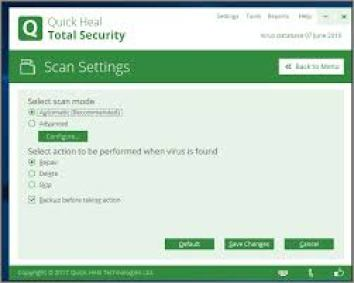 Quick Heal Total Security 12.1.1.31 Crack With Product Key [Latest] 2021