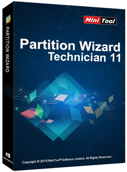MiniTool Partition Wizard Technician Crack 12.3 With Serial Key Full Torrent 2021
