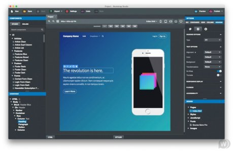 Bootstrap Studio 5.8.1 Crack With License Key Full Version [2021]