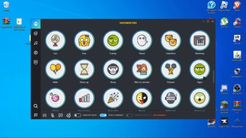 Voicemod Pro 2.18.0.2 License Key With Crack Download {2021}