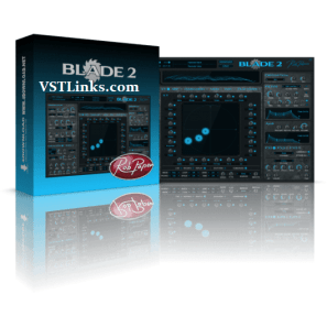 Rob Papen Blue 2 Crack Plus Serial Number Download [Latest]