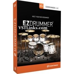 Ezdrummer VST Crack 3.2.5 With Torrent Latest Version & Free Download