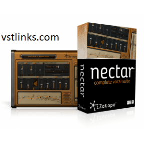 iZotope Nectar Crack 3.11 Plus Serial Key [Latest]