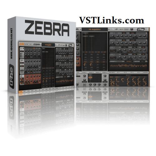 Zebra VST Crack 2 v2.9.2.10409 & Patch Full Latest Version 2022