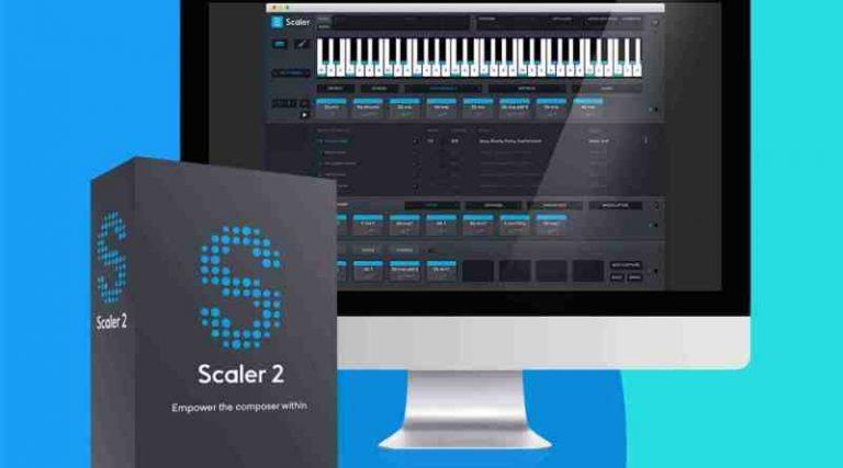 Scaler 2 VST Crack 2 v2.4.1 Mac & Windows Full Version 2021 Download
