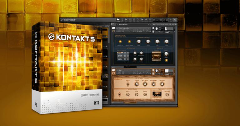 Native Instruments Kontakt Crack 6 v6.5.2 Full Version Free