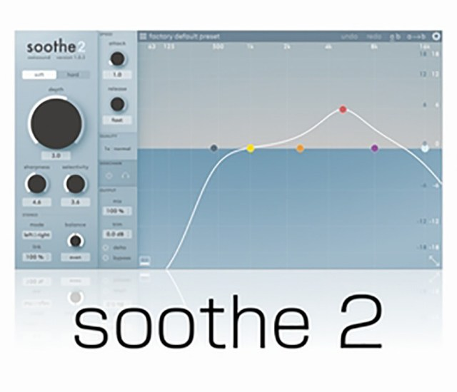 Soothe 2 VST Crack Mac & Windows Full Version 2021 Free Download