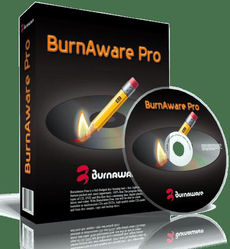 Burnaware Professional Crack Premium 14.1 With Latest Download