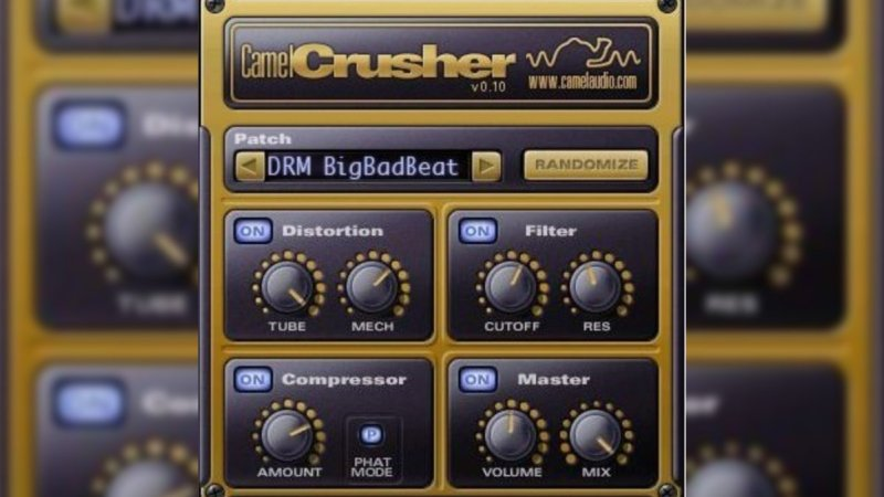 CamelCrusher VST Crack 1.0.1 & Full Torrent [MAC/Win] 2021
