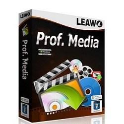 Leawo Prof. Media Crack 8.3.0.3 With Keygen Latest 2021