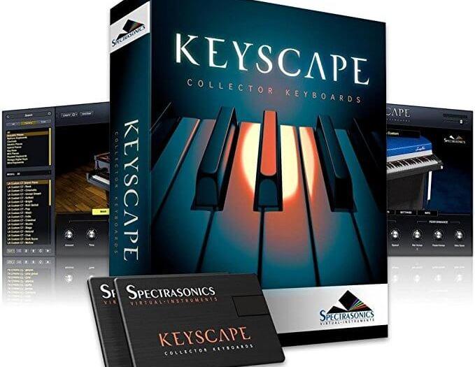 Keyscape Mac Crack v1.1.3c Download + VST Cracked [Latest]