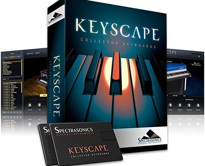 Keyscape Mac Crack v1.1.3c Download + VST Cracked [Latest]