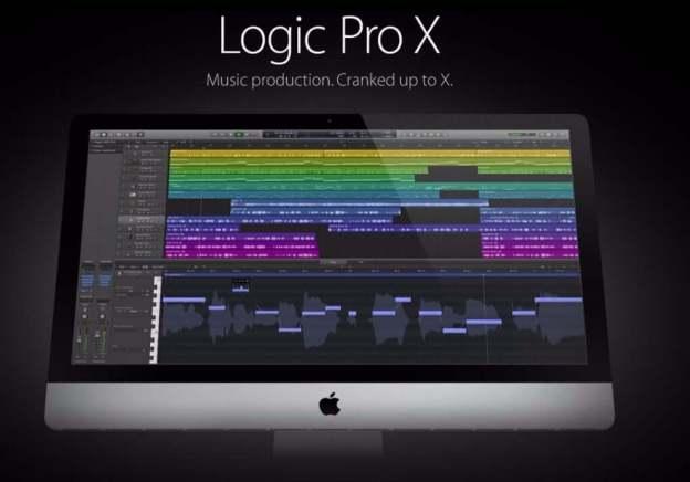 Logic Pro X Mac Crack v10.6.1 Free Download + Key [2021]
