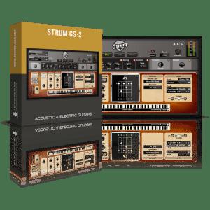 AAS Strum GS-2 v2.3.1 Crack Mac Full Version Free Download