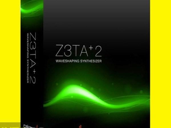 Cakewalk Z3TA+2 Crack v2.2.3.5.1 Full Latest Version 2020 Free Download