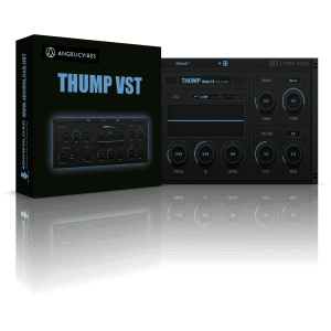 AngelicVibes Thump Multi Effects v 5.3.3 Crack Mac Free Download