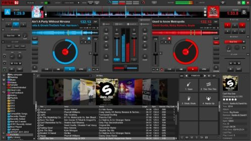 VirtualDJ 9 B6255 Crack Full Version 2021 Latest Free Download