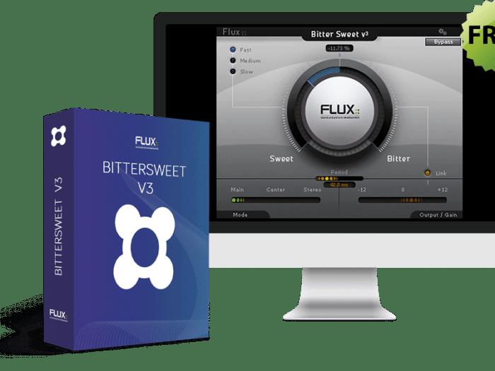 Bittersweet By Flux Crack v3.7.0.47883 Free + Vsttorrent [Latest 2021] Download