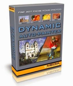 Dynamic Auto Painter Pro 6.12 Crack With Activation Key [2021] Free Download