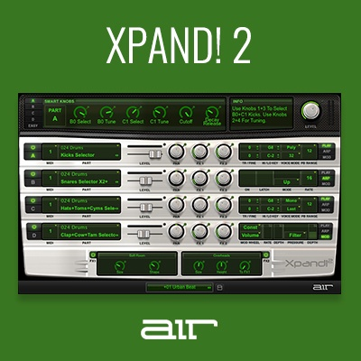 Xpand 2.2.7 Activation Code (VST Plugin) Full Download 2021
