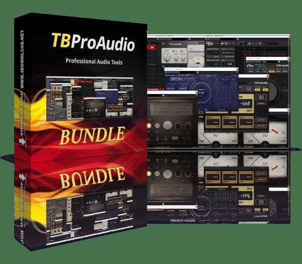 TBProAudio Bundle 2021.3 Full Latest Download 2021