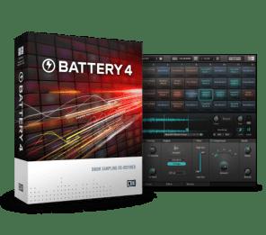 Native Instruments Battery 4 v4.1.6 Crack Latest Download 2021