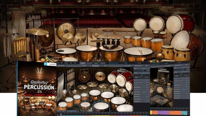 Orchestral Percussion SDX Crack Mac Latest Download {2021}