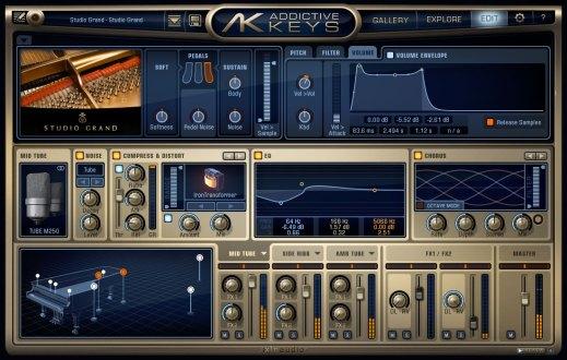 Audio Addictive Keys Crack