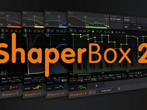 CableGuys ShaperBox 2 VST Crack